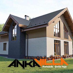 Ankara Prefabrik Ev
